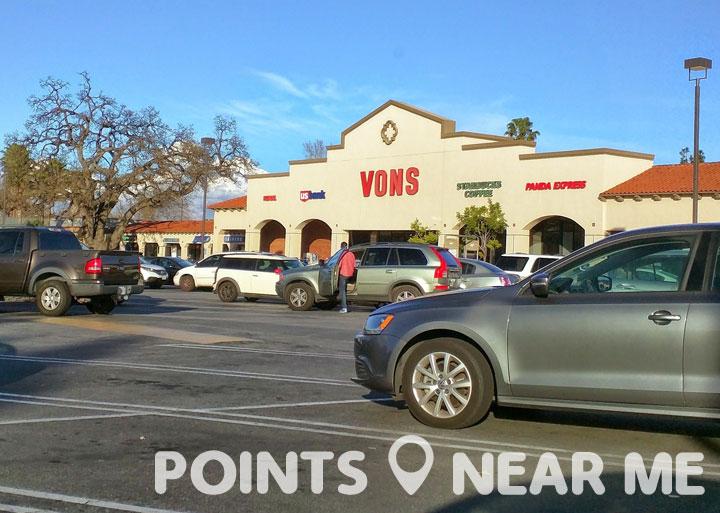 vons near me