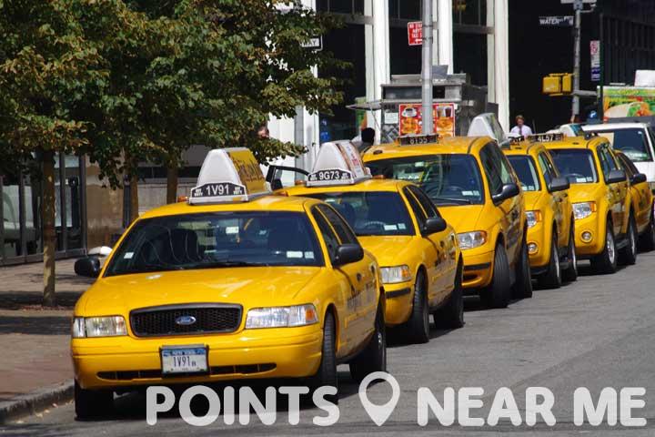 cab service near me