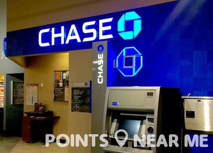 CHASE ATM NEAR ME- Points Near Me