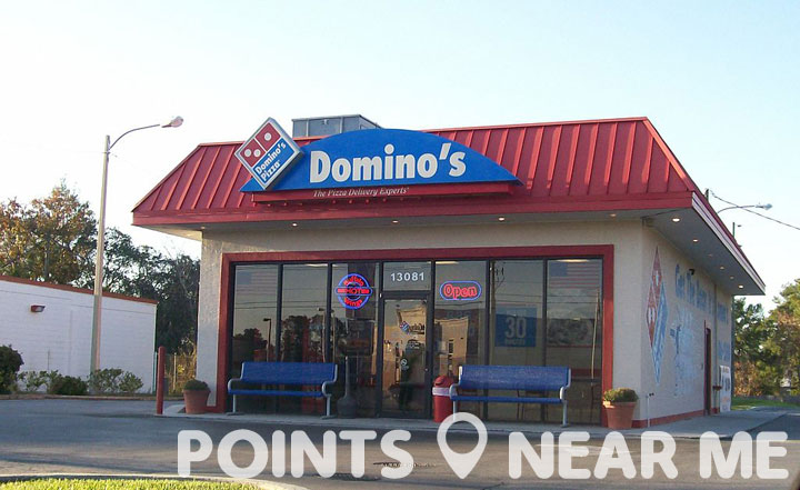DOMINO'S NEAR ME - Points Near Me