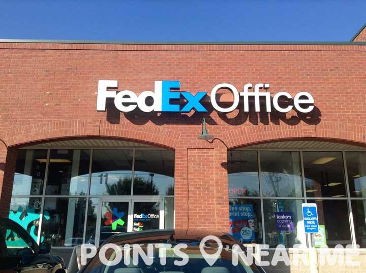 fedex office near me