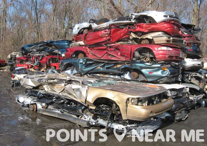 salvage yards near me