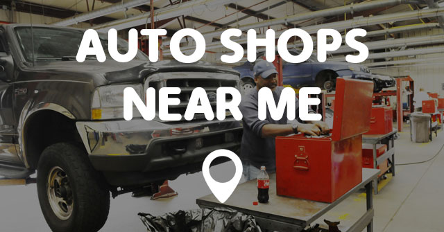 Mechanic Near Me >> AUTO SHOPS NEAR ME - Points Near Me