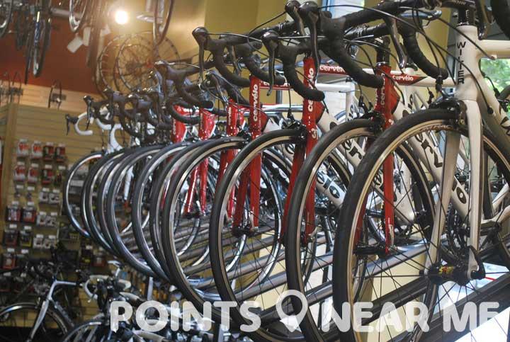 bicycle shop near me