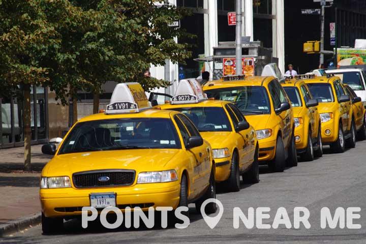 cab near me