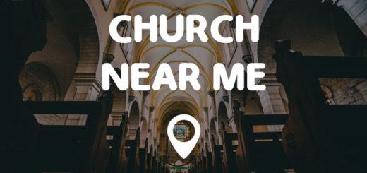 near hiring places church locations