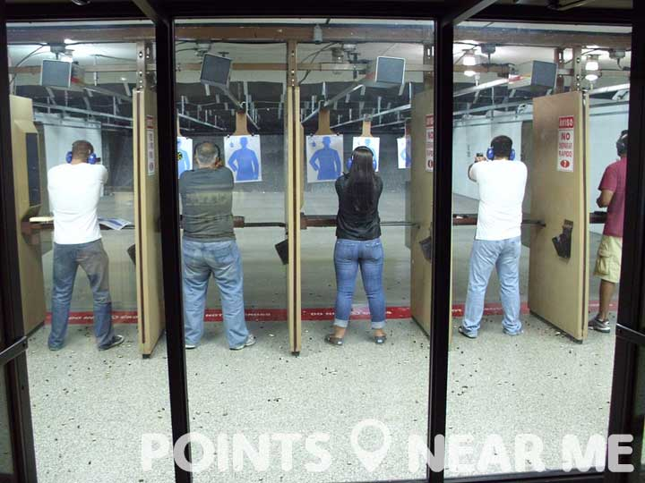 Gun Range Near Me Points Near Me
