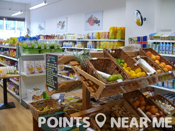 health food stores near me   points near me