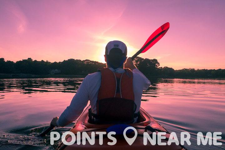 kayaking near me