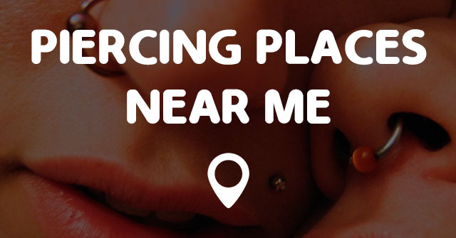 piercing near places tongue place