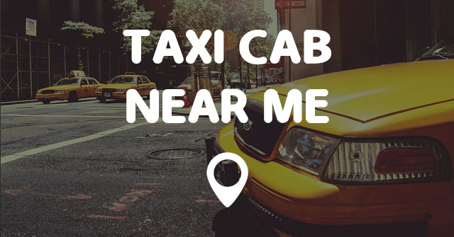 Taxi Cab Points Near Me