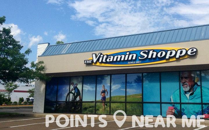 vitamin shoppe near me
