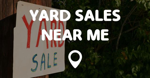 yard sales near me points near me. Black Bedroom Furniture Sets. Home Design Ideas