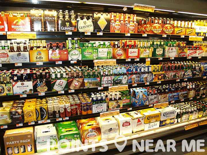 beer store near me