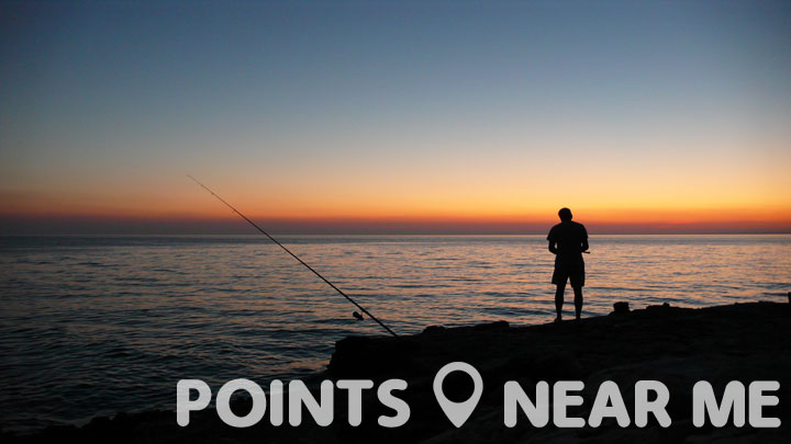 Fishing near me points near me for Where to fish near me