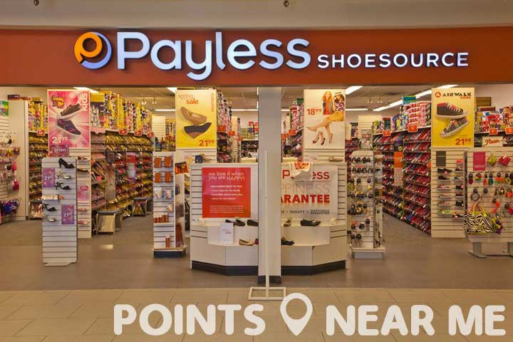 payless shoes near me
