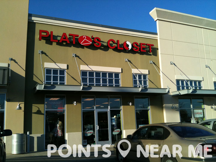 Plato S Closet Near Me Points Near Me