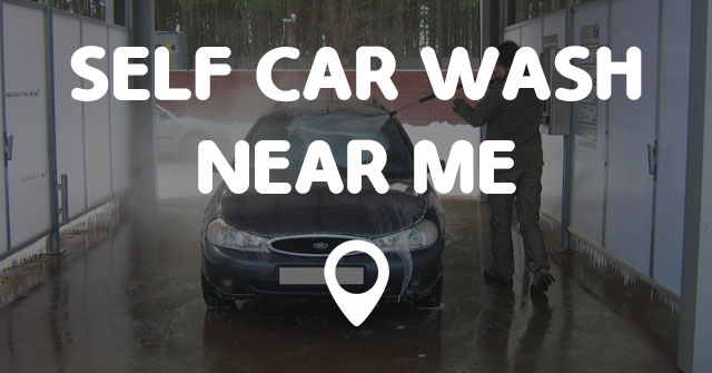 SELF CAR WASH NEAR ME - Points Near Me