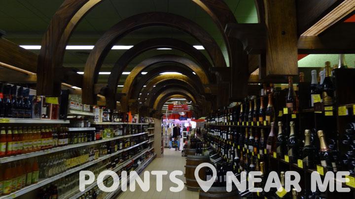 wine store near me