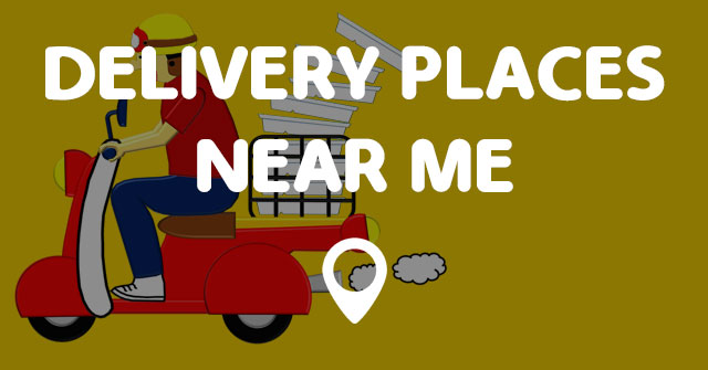 near places delivery pointsnearme
