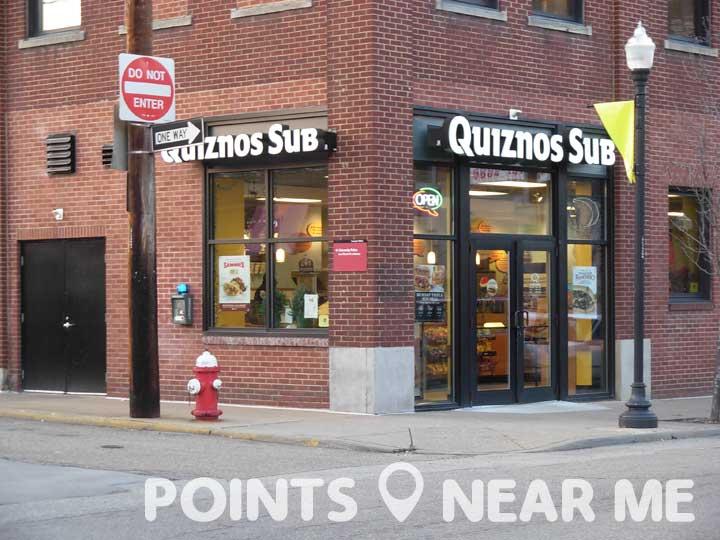 quiznos near me