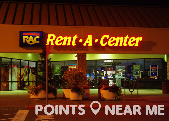 Rent A Center Near Me Points Near Me