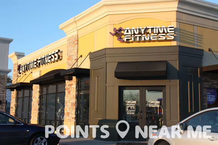 anytime fitness near me