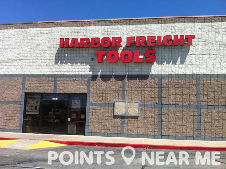 harbor freight near me