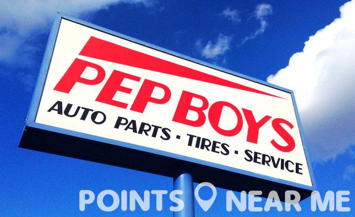 pepboys near me