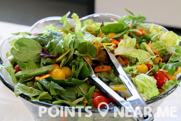 salads near me