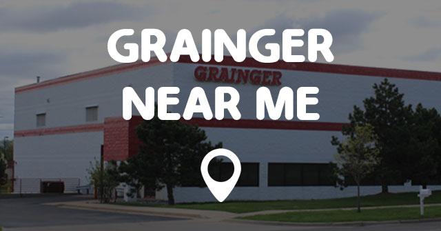 Grainger Near Me Points Near Me