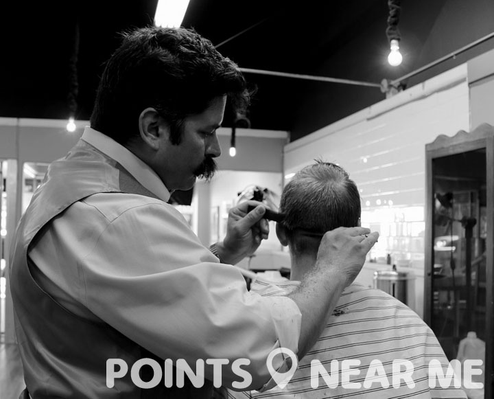 The Sport Clips Experience redefines men's haircuts