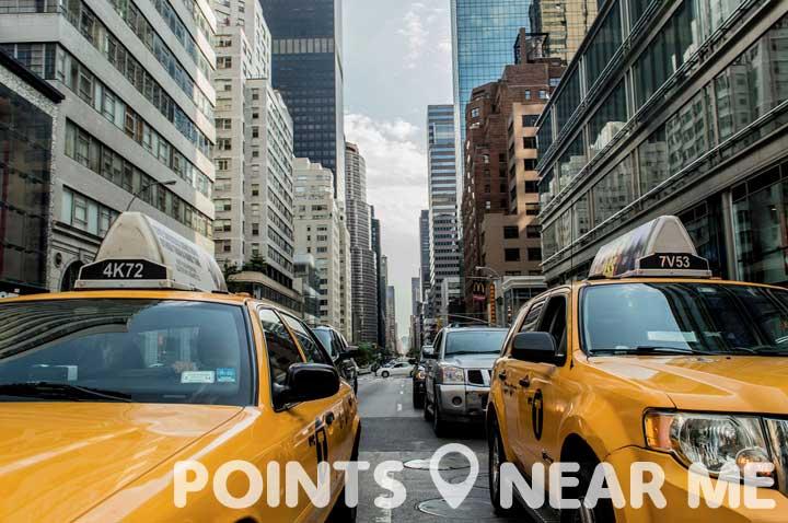 taxis near me