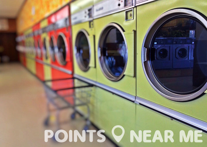 coin laundry near me points near me. Black Bedroom Furniture Sets. Home Design Ideas