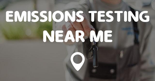 Emissions Car Testing Near Me