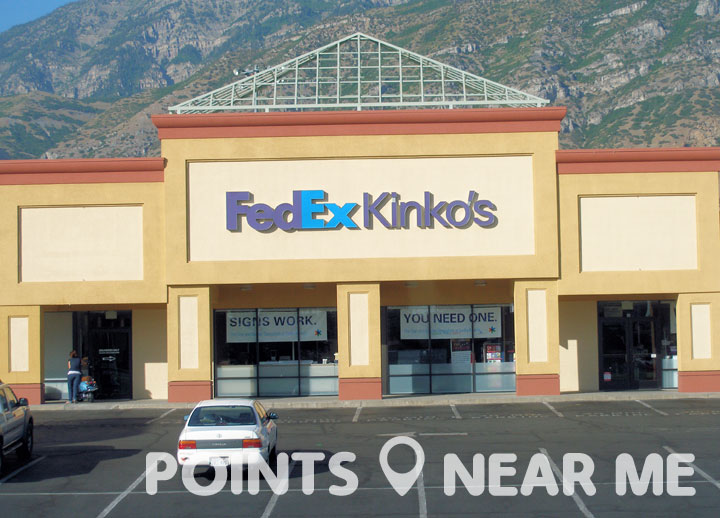 fedex store near me