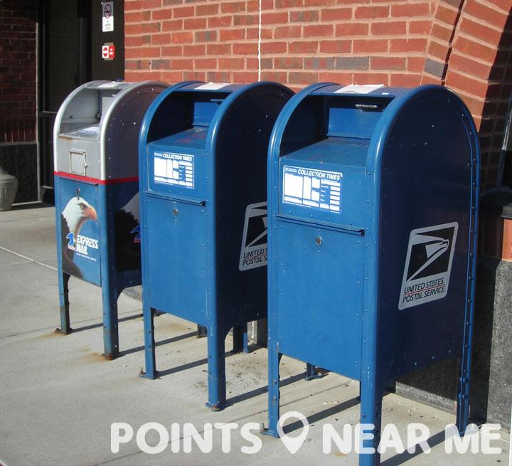 mailbox near me