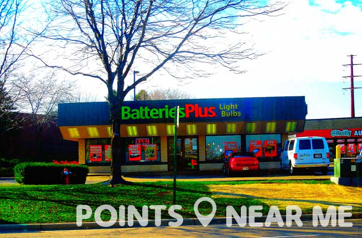 batteries plus near me