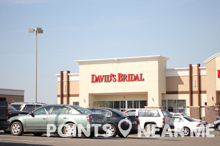 david's bridal near me