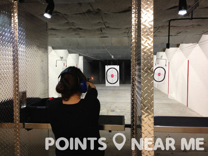 SHOOTING RANGES NEAR ME - Points Near Me