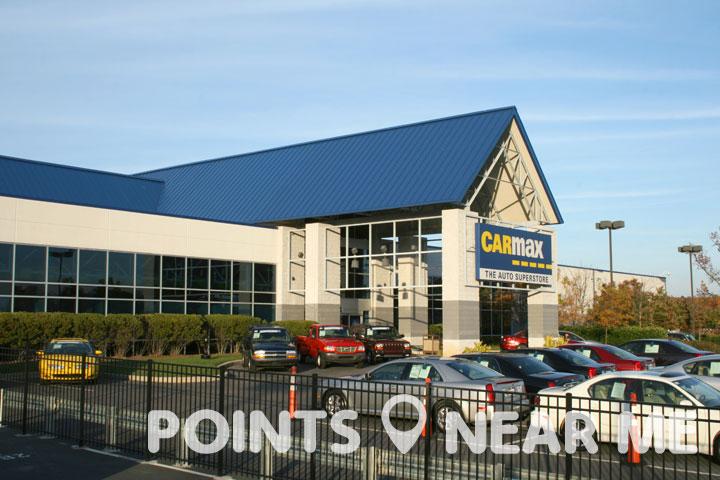 Carmax Locations Near Me >> CARMAX NEAR ME - Points Near Me