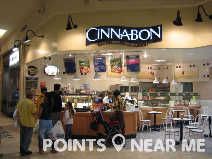 cinnabon near me