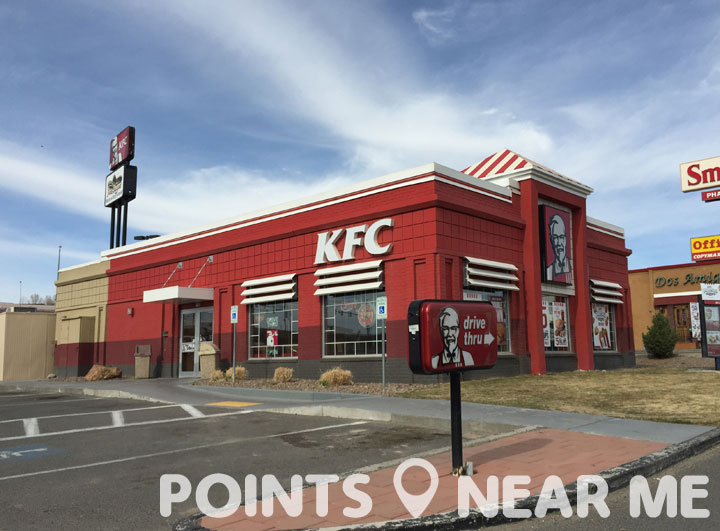 kentucky fried chicken near me