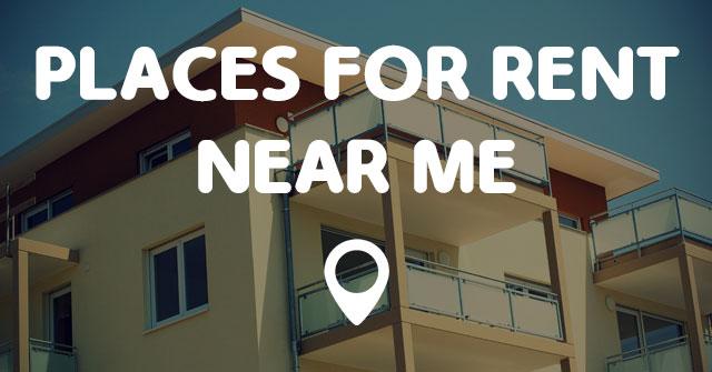 near places rent