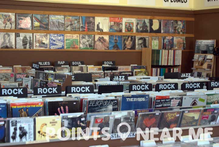 record stores near me
