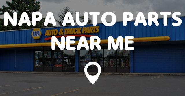 Napa auto parts stores near me / Smith landscaping
