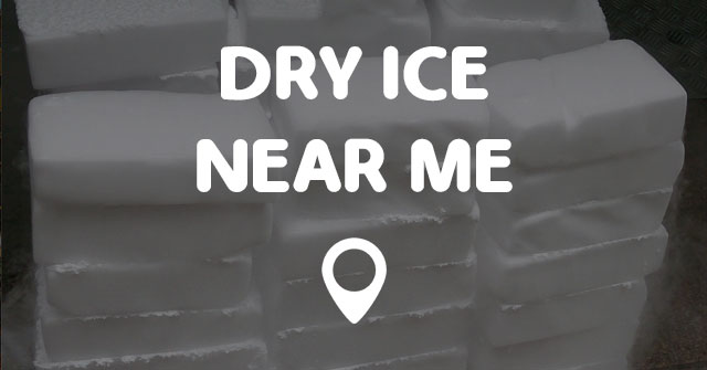Dry Ice Near Me Points Near Me