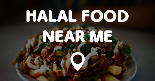 HALAL FOOD NEAR ME - Points Near Me