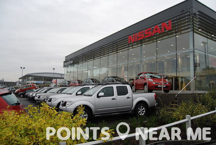 nissan dealership near me