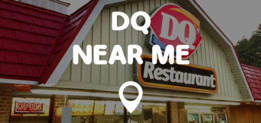 dq open near me